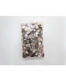Sequin & Bead Pack- Mushroom #034