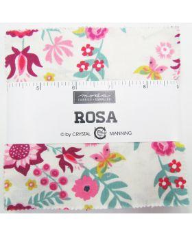Rosa Charm Pack