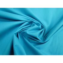 Lightweight Cotton Canvas- Bright Aqua #1504