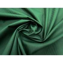 Combed Cotton Poplin- Pine Green #1505