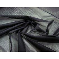Light Stretch Mesh- Black #1514