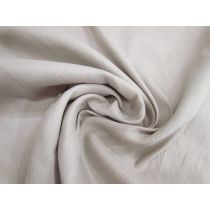 Soft Stretch Linen Tencel- Silver #1575