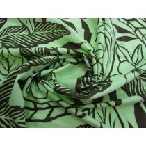 Tropical Spandex- Fruity Lime #1581