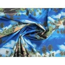 Bora Bora Shiny Spandex #1583