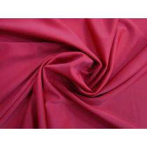 Matte Spandex- Carmine Red #1595