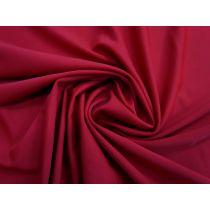 Matte Spandex- Salsa Red #1600