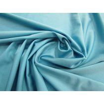Shiny Spandex- Capri Blue #1605