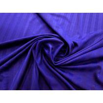 Imperfect Sheer Stripe Spandex- Purple *Seconds*