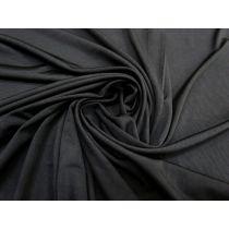 Soft Slinky Jersey- Black #1686