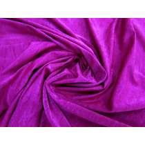 Crushed Jersey- Magenta Pink #1687