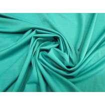 Slinky Viscose Jersey- Aquamarine #1691