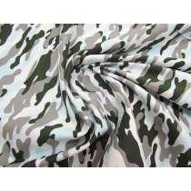 Urban Camouflage Cotton Drill #1731