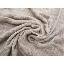 Macrame Knit- Soft Beige #1776