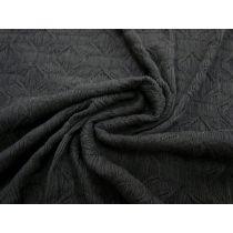 Macrame Knit- Black #1777