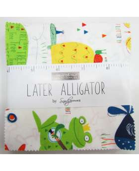 Later Alligator Charm Pack