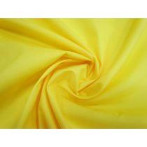 Roll of Poplin- Bright Yellow
