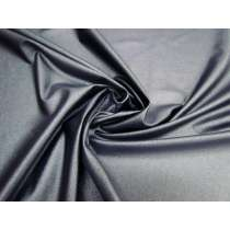 Metallic Look Premium Spandex- Titanium