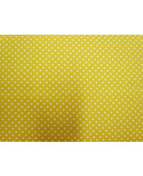 A Day In The Country- Spot- Tone on Tone- Yellow on Gold