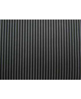A Day In The Country- Tone on Tone Stripe-Black