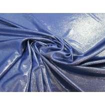 Shine Bright Foil Knit- Royal Blue #1884