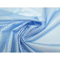 Basketball Mesh- Sky Blue #1927