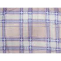 Pink Plaid Flannelette #2005