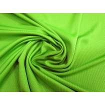 Sports Plus Micro Eyelet Knit- Kiwi Green #2038