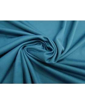 Cotton Sports Plus Micro Eyelet Knit- Dark Teal #2042
