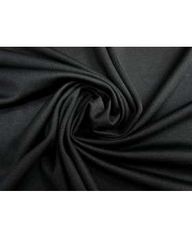 Cotton Sports Plus Micro Eyelet Knit- Black #2045
