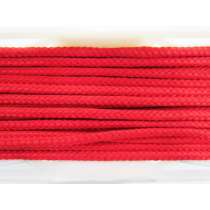 5mm Sports Drawstring Cord- Red