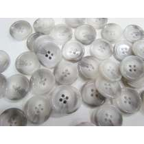 Grey Mist Fashion Button #FB1271