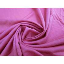 Wool Modal Lightweight Jersey- Dusk rose #2076