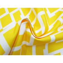 Rubber Backed Canvas- Sunshine #2120