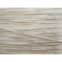 3mm Twisted Cotton Cord- Natural