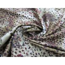 Sophisticated Leopard Cotton Sateen #2139