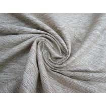 Raw Look Silk Ottoman #2140