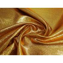Metallic Lamé- Solid Gold #2162