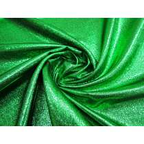 Metallic Lamé- Lucky Green #2163