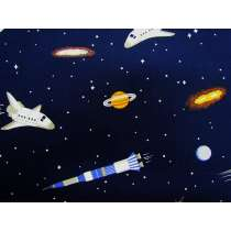 Space Explorer Cotton
