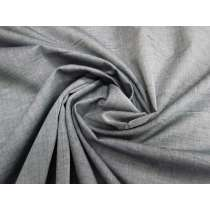 Shot Cotton Voile- Smoke Black #2181