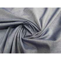 Shot Cotton Voile- Comfy Denim Blue #2182