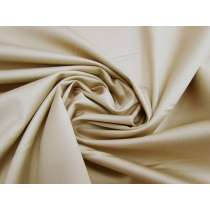 Cotton Sateen- Beige Biscuit #2183