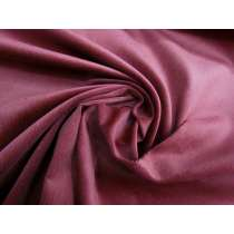 Stretch Cotton Corduroy- Maroon #2246