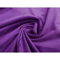 5 Wale Cotton Corduroy- Violet Purple #2262