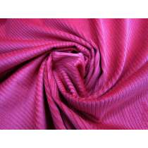 5 Wale Cotton Corduroy- Hot Pink #2263
