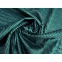 5 Wale Cotton Corduroy- Dark Teal #2265