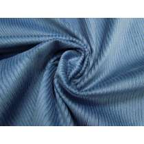 5 Wale Cotton Corduroy- Coastal Blue #2266