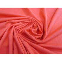 Light Cotton Spandex- Sun Coral #2308