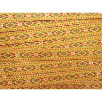 Bohemia Brocade Ribbon- Orange #064