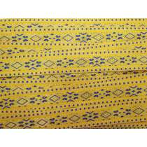 Folk Fairytale Brocade Ribbon Trim- Yellow #069